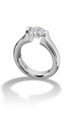 Steven Kretchmer Tension Rings Engagement ring Omega Round product image