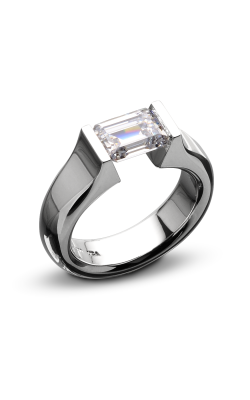 Steven Kretchmer Tension Rings Engagement ring Softened Hard Omega product image
