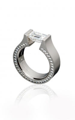 Steven Kretchmer Tension Rings Engagement ring Hard Omega product image