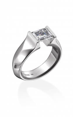 Steven Kretchmer Tension Rings Engagement ring Gothic Ring product image