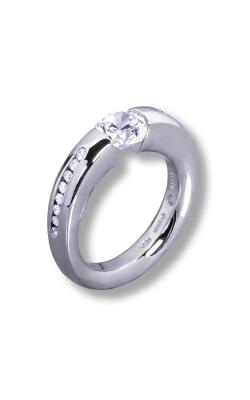 Steven Kretchmer Tension Rings Engagement ring Soften Undercut Shoulder product image