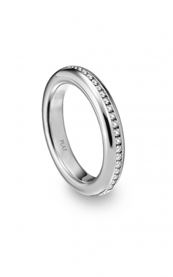Steven Kretchmer Matching Tension Bands Wedding band Omega Band Channel product image