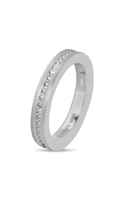 Steven Kretchmer Matching Tension Bands Wedding band Square Channel Band product image