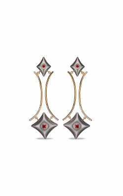 Steven Kretchmer Cushion Earring Long Cushion product image