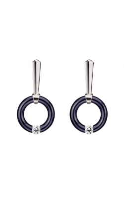 Steven Kretchmer Tension Earring Midnight Blue product image