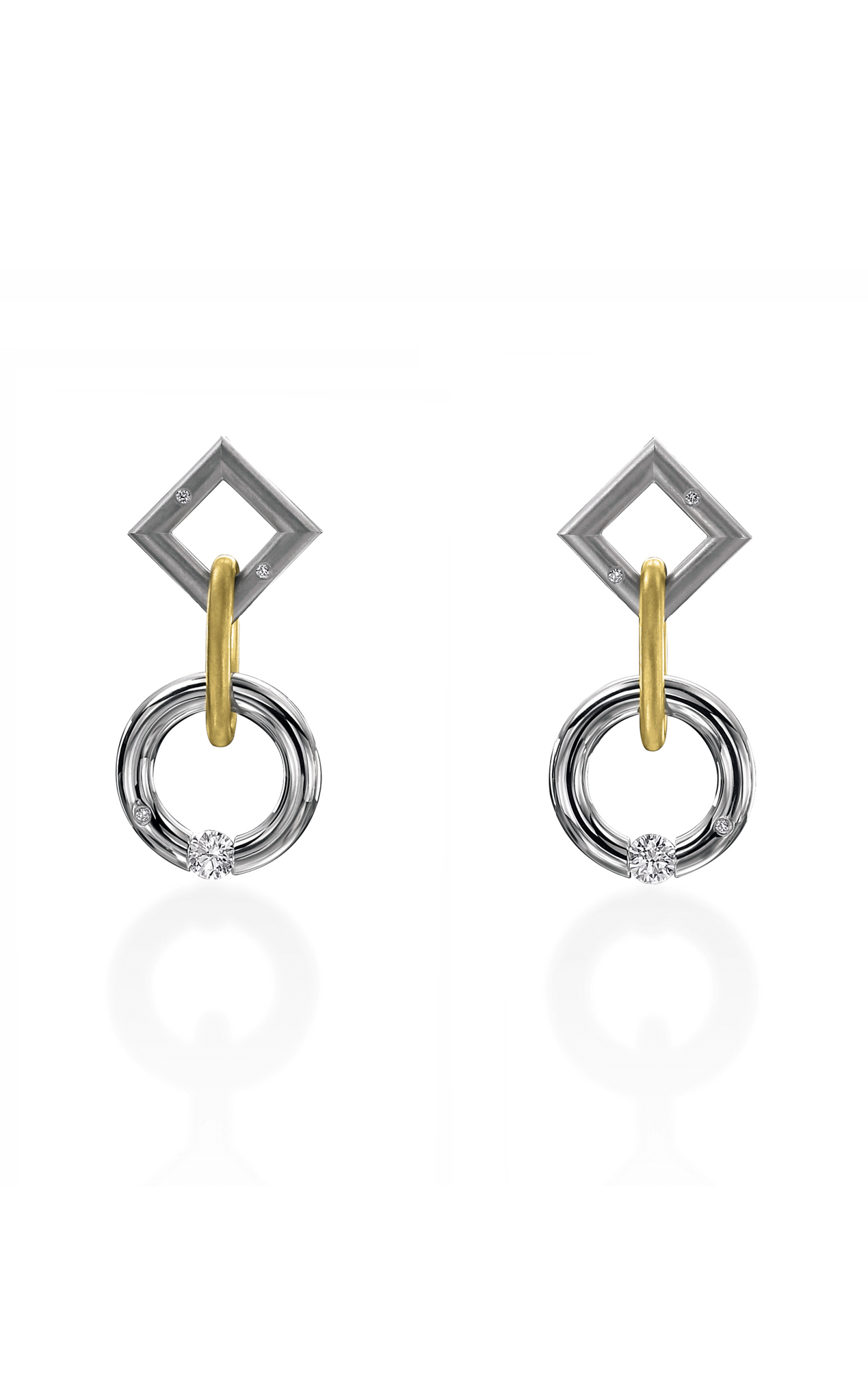 Buy Steven Kretchmer Short Jazz Earrings