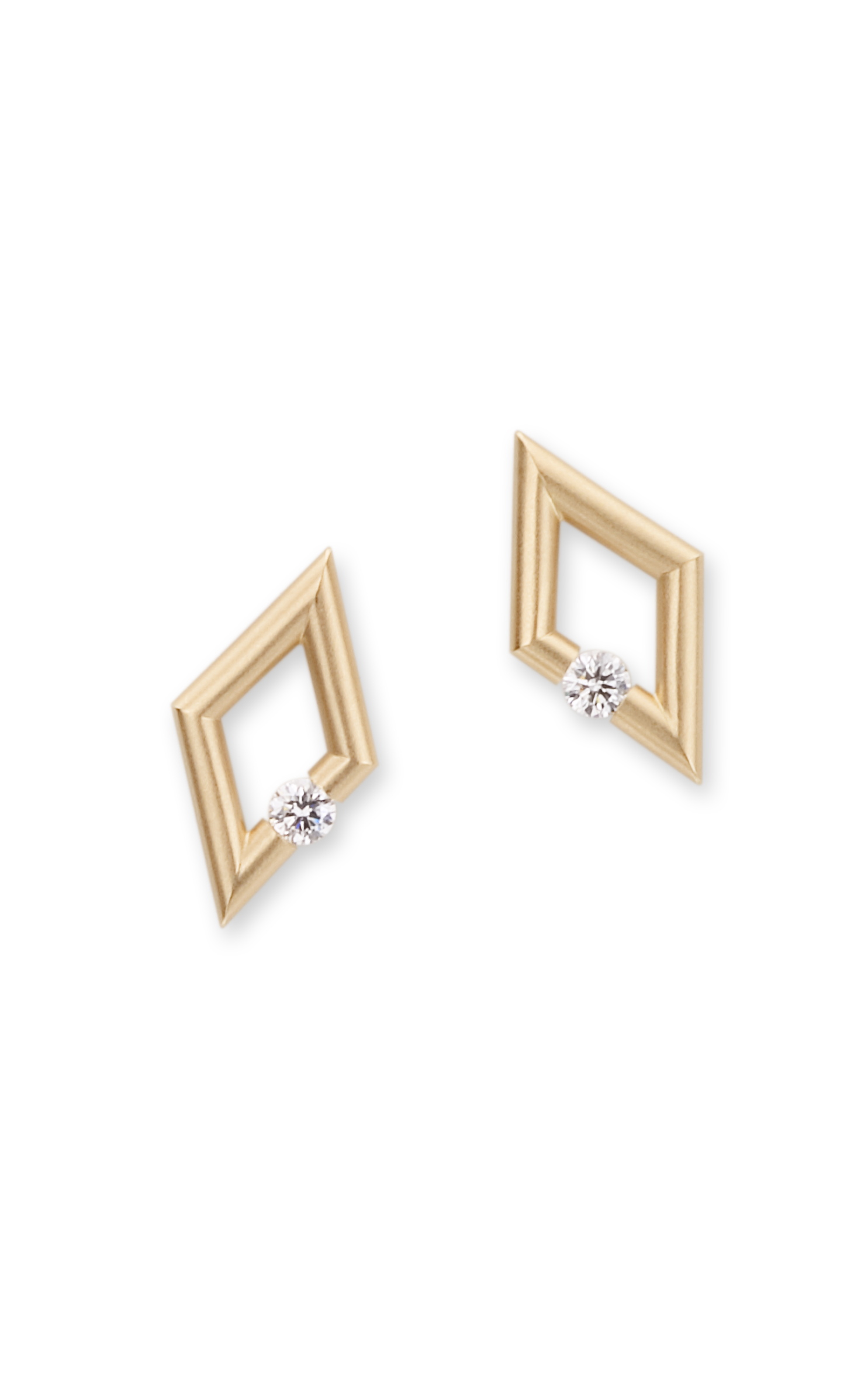 Shop Steven Kretchmer Micro Diamond Earrings
