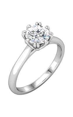 Sharif Essentials Collection Solitaire Engagement Ring 122417 product image