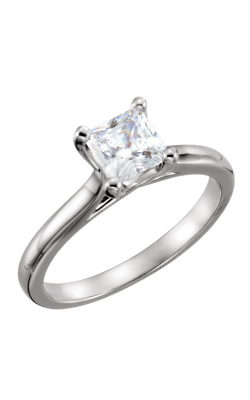 Sharif Essentials Collection Solitaire Engagement Ring 122441 product image