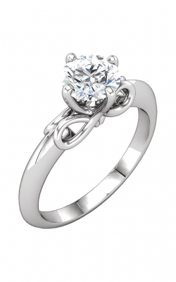 Sharif Essentials Collection Solitaire Engagement Ring 122657 product image