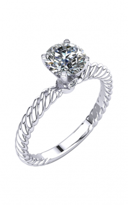 Sharif Essentials Collection Solitaire Engagement Ring 30824975 product image