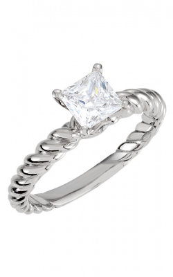 Princess Jewelers Collection Solitaire Engagement Ring 30828037 product image