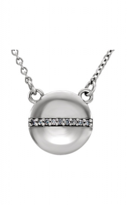 Fashion Jewelry By Mastercraft Diamond Necklace 86241 product image
