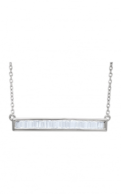 Fashion Jewelry by Mastercraft Diamond Necklace 651885 product image
