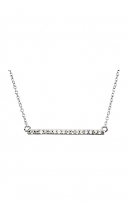 Fashion Jewelry By Mastercraft Diamond Necklace 651738 product image