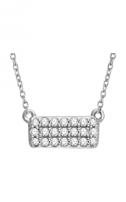 Fashion Jewelry by Mastercraft Diamond Necklace 651838 product image