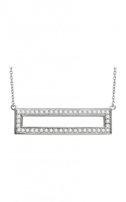Fashion Jewelry by Mastercraft Diamond Necklace 651887 product image