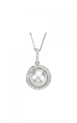 Fashion Jewelry By Mastercraft Pearl Necklace 67408 product image