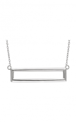 Stuller Metal Necklace 651949 product image