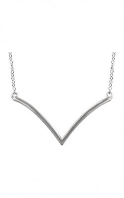 The Diamond Room Collection Metal Necklace 651758 product image