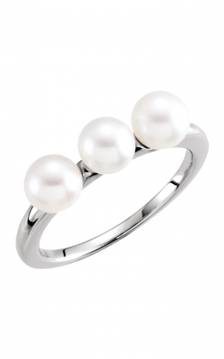 Fashion Jewelry By Mastercraft Pearl Fashion Ring 6473 product image