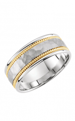DC Men's Wedding Bands Wedding Band 51296 product image