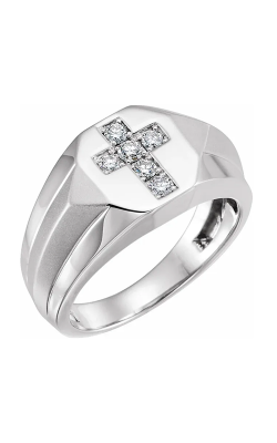 Stuller Religious and Symbolic Ring 651626 product image