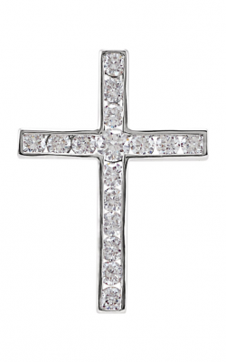 The Diamond Room Collection Religious and Symbolic Necklace R42310 product image