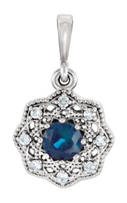 Stuller Gemstone Fashion Pendant 86242 product image