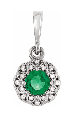 Princess Jewelers Collection Gemstone Necklace 86246 product image