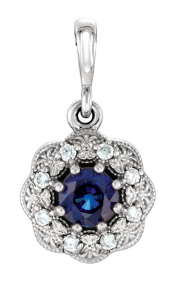 Stuller Gemstone Fashion Pendant 86244 product image