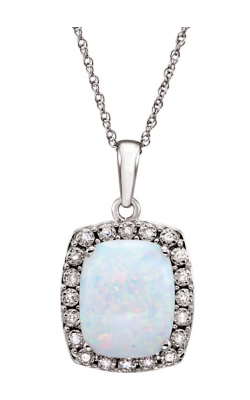 Princess Jewelers Collection Gemstone Necklace 651427 product image