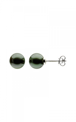 Fashion Jewelry By Mastercraft Pearl Earring 67429 product image