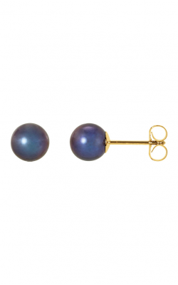 Stuller Pearl Fashion Earring 61660 product image