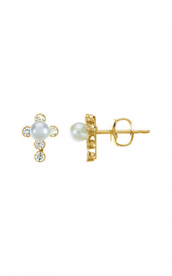 Stuller Religious And Symbolic Earrings 19285 product image