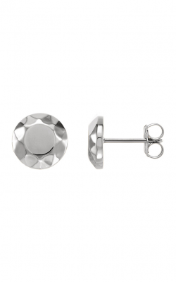 Fashion Jewelry By Mastercraft Metal Earring 86239 product image