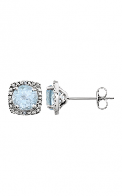 Fashion Jewelry By Mastercraft Gemstone Earring 650167 product image