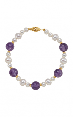 Fashion Jewelry by Mastercraft Pearl Bracelet 650159 product image