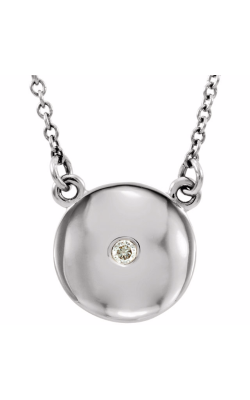 Fashion Jewelry By Mastercraft Diamond Necklace 86236 product image