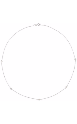 Stuller Diamond Necklace 68577 product image