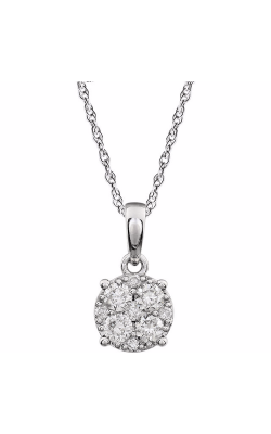 Fashion Jewelry By Mastercraft Diamond Necklace 650859 product image