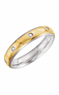 Sharif Essentials Collection Men's Wedding Bands Wedding Band 651734 product image