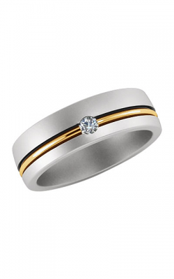 Sharif Essentials Collection Men's Wedding Bands Wedding Band 122264 product image