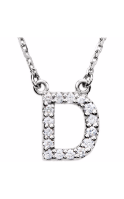 Fashion Jewelry By Mastercraft Diamond Necklace 67311-103 product image