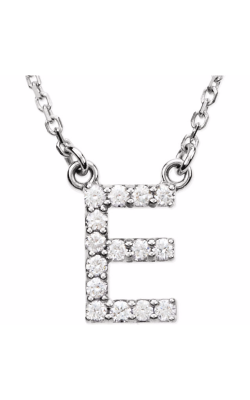Fashion Jewelry By Mastercraft Diamond Necklace 67311-104 product image