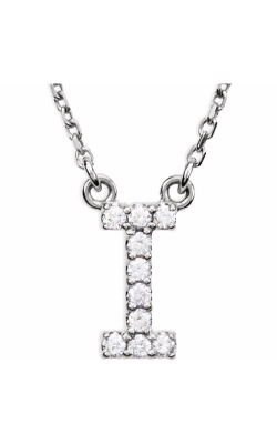 Sharif Essentials Collection Diamond Necklace 67311-108 product image