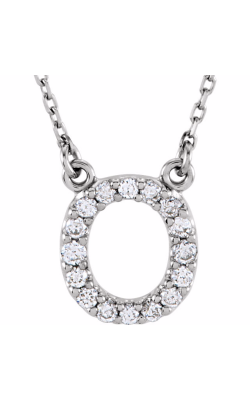 Fashion Jewelry By Mastercraft Diamond Necklace 67311-114 product image