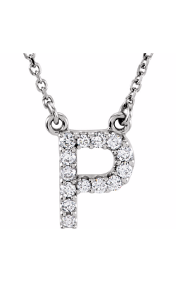 Fashion Jewelry By Mastercraft Diamond Necklace 67311-115 product image