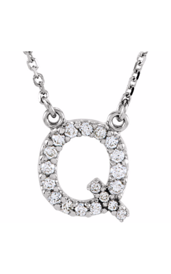 Fashion Jewelry By Mastercraft Diamond Necklace 67311-116 product image