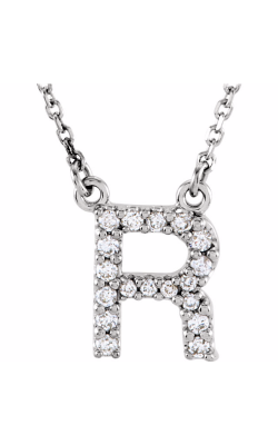 Fashion Jewelry By Mastercraft Diamond Necklace 67311-117 product image